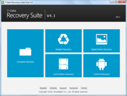 7-Data Recovery Suite Free