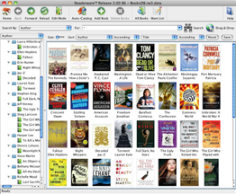 Readerware for Mac OS X