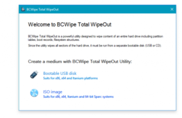 BCWipe Total WipeOut