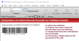 Native Linear Generator for Filemaker