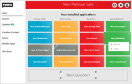 Nero Platinum Suite 2021