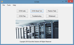 CCNA Test Launcher