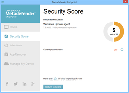 Endpoint Security Management For Win