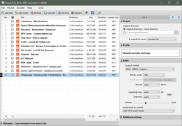 Pazera Free AVI to MP3 Converter