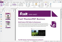 Foxit PhantomPDF Business