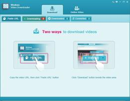 Tenorshare Video Downloader for Windows