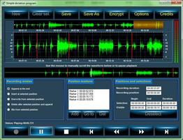 Audio Sound Recorder for .NET