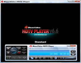 BlazeVideo HDTV Player Std