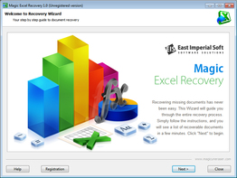 Magic Excel Recovery