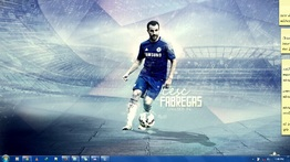 Chelsea FC theme pack