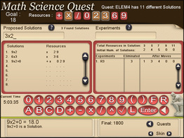 Math Science Quest