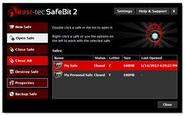 east-tec SafeBit