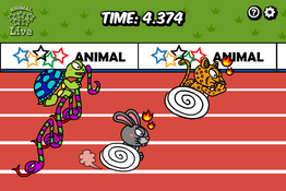 Animal Olympics – Hurdles