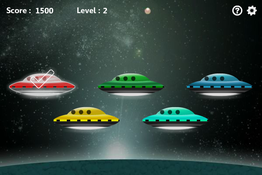 Five UFOs