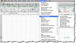 Excel Power Expander Mac Edition