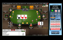 PreFlopper Texas Holdem Poker Calculator