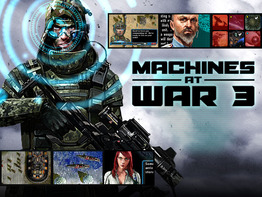 Machines at War 3 Mac