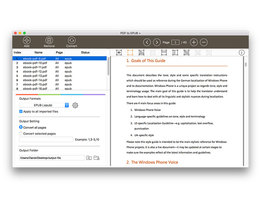 Lighten PDF to EPUB Converter for Mac
