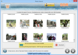 Digital Camera Data Recovery