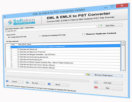 EML file into Outlook