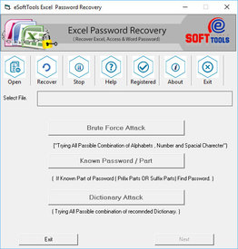 MS Excel Password Remover