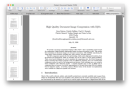 Cisdem Document Reader for Mac