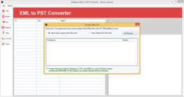 SoftKnoll EML to PST Converter