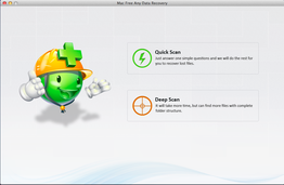 Mac Any Data Recovery