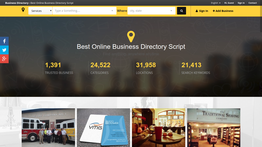 Business Directory Script in Laravel