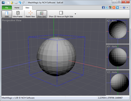 MeshMagic 3D Modeling Software Free