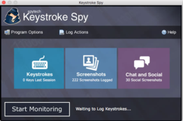 Keystroke Spy Mac