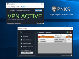 VPNKS VPN Killswitch