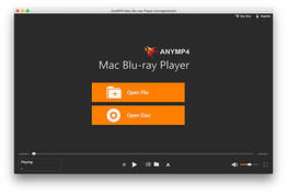 AnyMP4 Mac Blu-ray Player