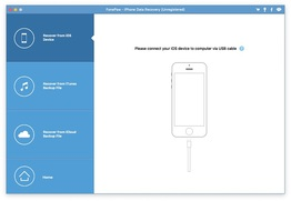 FonePaw iPhone Data Recovery (Mac)