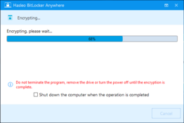 Hasleo BitLocker Anywhere For Windows