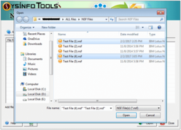 Lotus Notes to EML Converter
