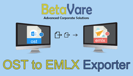 Betavare Export OST to EMLX