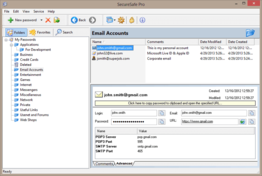SecureSafe Pro Password Manager