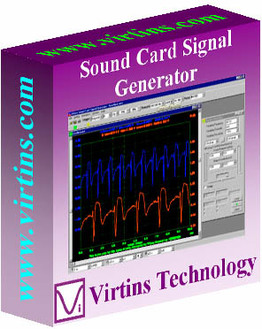 Virtins Sound Card Signal Generator