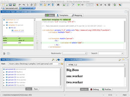 EditiX XML Editor (for Mac OS X)