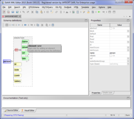 EditiX XML Editor (for Windows)