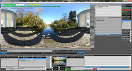 Spherical Panorama Virtual Tour Builder