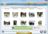 Digital Camera Data Recovery Software