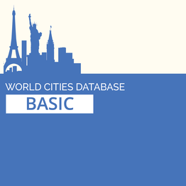 GeoDataSource World Cities Database (Basic Edition)