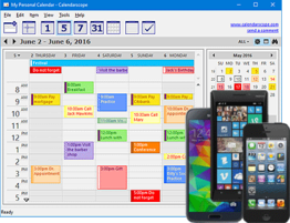 Calendarscope Portable Edition
