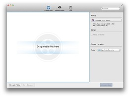 Kigo Video Converter Free for Mac