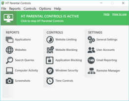 HT Parental Controls