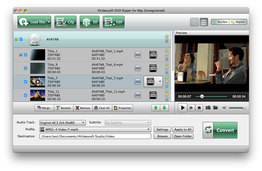 4Videosoft DVD Ripper for Mac
