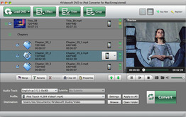 4Videosoft DVD to iPod Converter for Mac